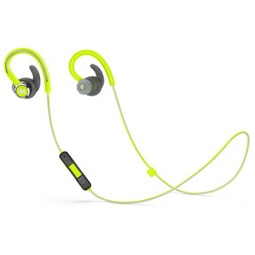 Reflect Contour 2 Wireless Sport Earbuds with Three-Button Remote and Microphone