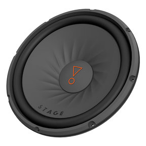 """Stage 122 12"""" High-Performance Car Subwoofer - Each"""