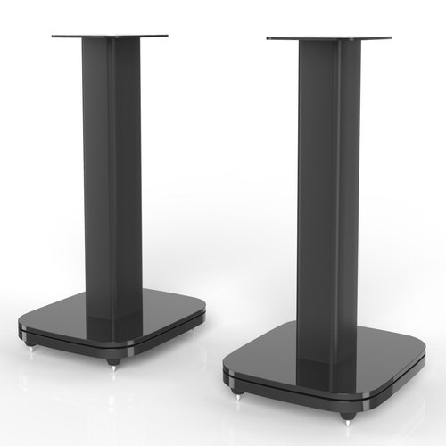 View Larger Image of HDI-FS Loudspeaker Stands for HDI-1600 - Pair (Black)