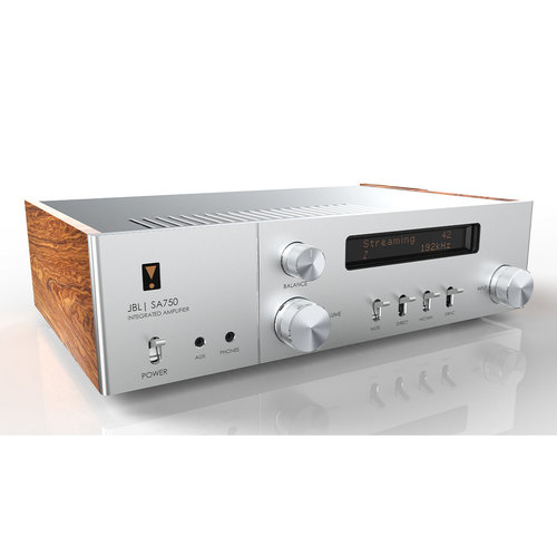 View Larger Image of SA750 Streaming Integrated Stereo Amplifier - Anniversary Edition