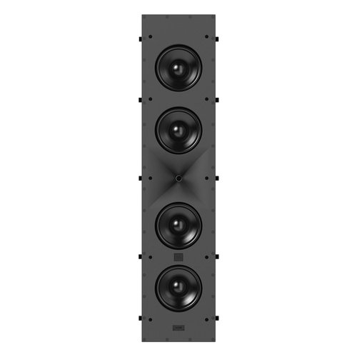 View Larger Image of SCL-6 2.5-Way Quadruple 5.25-Inch In-Wall Loudspeaker - Each
