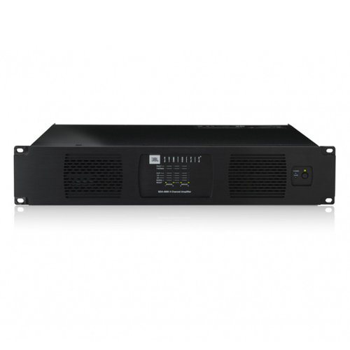 View Larger Image of SDA 4600 Multichannel Power Amplifier