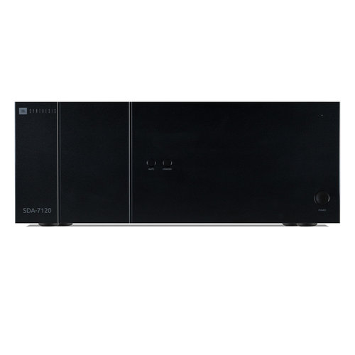 View Larger Image of SDA-7120 7-Channel Class G Amplifier