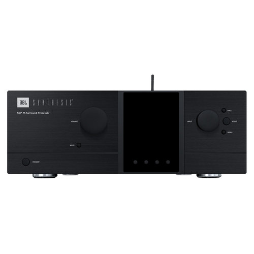 View Larger Image of SDP-75 16-Channel Digital Audio Surround Processor