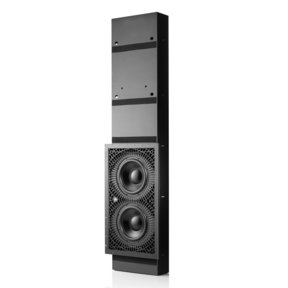 "SSW-3 Dual 10"" Passive In-Wall Subwoofer"
