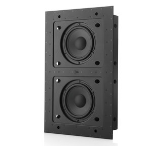 "SSW-4 Dual 8"" In-wall Passive Subwoofer"