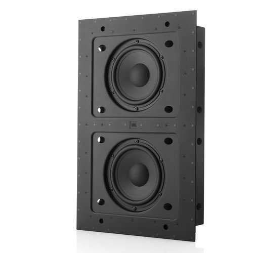 """View Larger Image of SSW-4 Dual 8"""" In-wall Passive Subwoofer"""