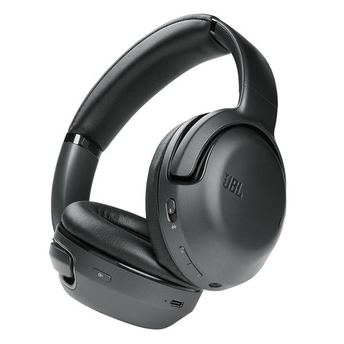 View Larger Image of Tour ONE Wireless Noise Cancelling Bluetooth Over-Ear Headphones (Black)