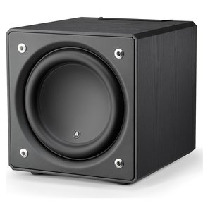 E112 E-Sub 12-inch 1500W Powered Subwoofer - Each (Black Ash)