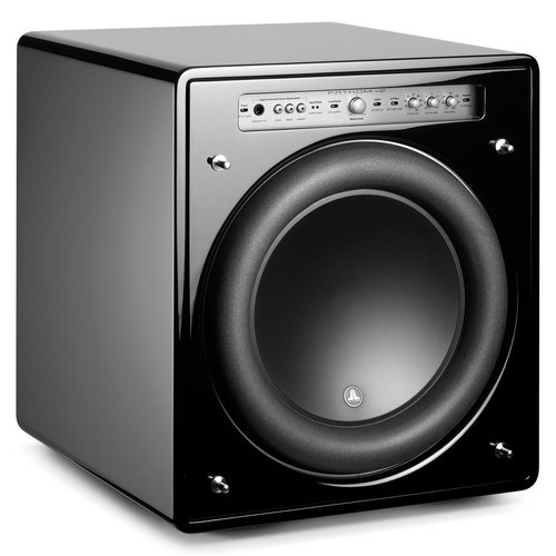 View Larger Image of Fathom f113v2-GLOSS Powered Subwoofer (Black Gloss)