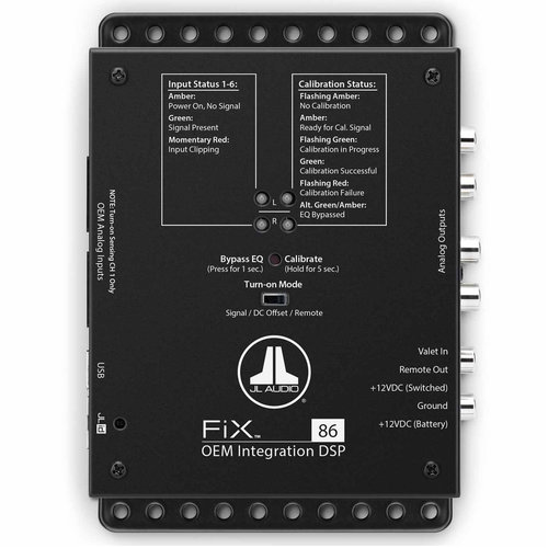View Larger Image of FiX-86 OEM Integration DSP