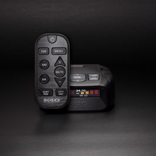 View Larger Image of Platinum100 Portable Radar Detector with GPS (With Remote Control)