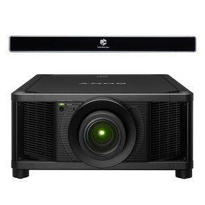 Strato S 12TB 4K Ultra HD Movie Player with Sony VPL-VW5000ES 4K Home Theater Laser Projector