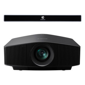Strato S 12TB 4K Ultra HD Movie Player with Sony VPL-VW915ES 4K HDR Laser Home Theater Projector