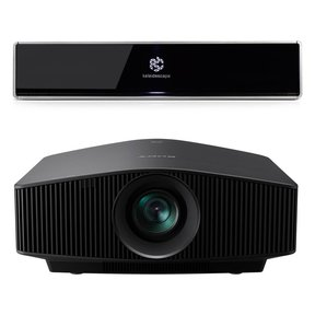 Terra 4K Ultra HD 48TB Movie Serverwith Sony VPL-VW915ES 4K HDR Laser Home Theater Projector