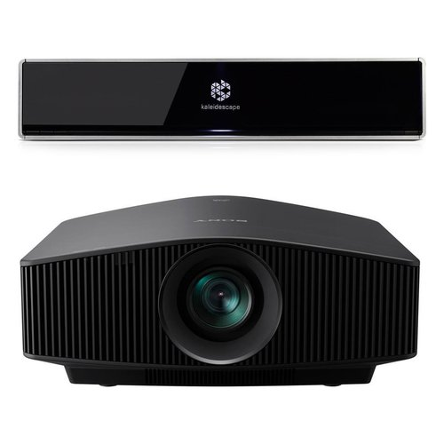 View Larger Image of Terra 4K Ultra HD 48TB Movie Serverwith Sony VPL-VW915ES 4K HDR Laser Home Theater Projector