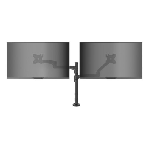View Larger Image of DM2000 Dual-Monitor Desktop Mount for 13-inch to 27-inch Displays