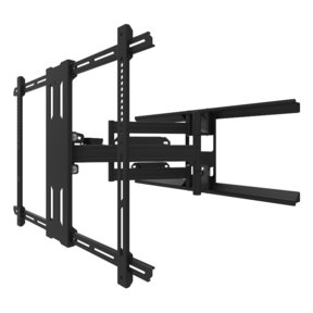 PDX700G Full Motion Outdoor TV Mount with Galvanized Finish