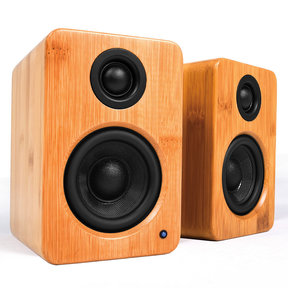 YU2 Powered Desktop Speakers - Pair