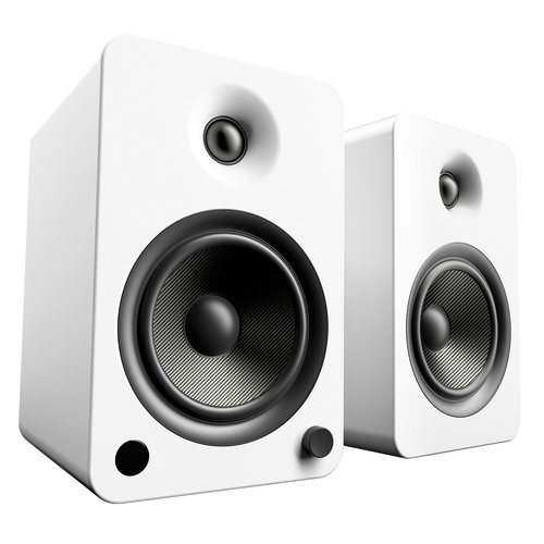 View Larger Image of YU6 Powered Bookshelf Speakers with Built-In Bluetooth - Pair