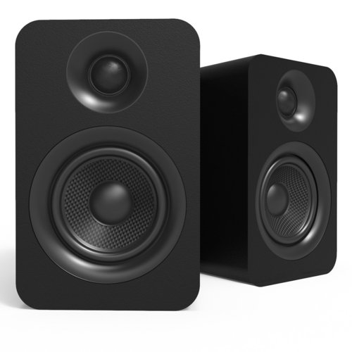 """View Larger Image of YUP4 Passive Bookshelf Speakers with 1"""" Silk Dome Tweeter and 4"""" Kevlar Woofer - Pair"""