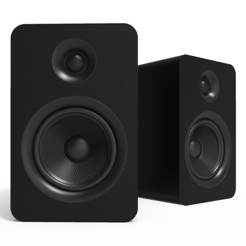 """View Larger Image of YUP6 Passive Bookshelf Speakers with 1"""" Silk Dome Tweeter and 5.25"""" Kevlar Woofer - Pair"""
