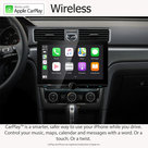 """View Larger Image of DMX1057XR eXcelon 10.1"""" High Definition Car Stereo Receiver with Capacitive Touch Panel"""