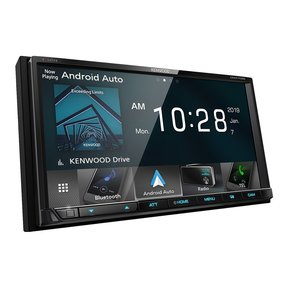 "DMX706S 6.95"" Digital Media Touchscreen Receiver w/ Apple CarPlay and Android Auto"