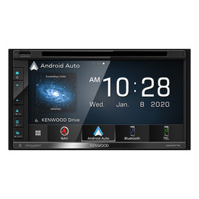 """DNX577S 6.8"""" Garmin Navigation Touchscreen Receiver w/ Apple CarPlay and Android Auto"""