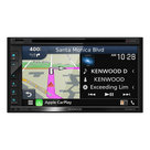 "View Larger Image of DNX697S 6.8"" CD/DVD Garmin Navigation Touchscreen Receiver w/ Apple CarPlay and Android Auto"