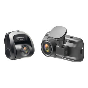 DRV-A501WDP High-Definition Dual (Front and Rear) Dash Camera System