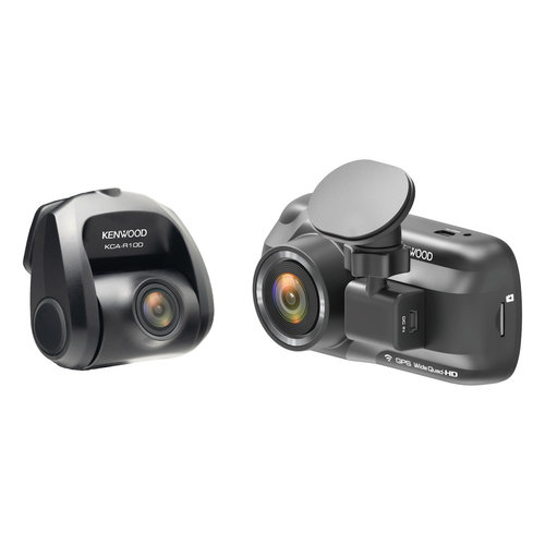 View Larger Image of DRV-A501WDP High-Definition Dual (Front and Rear) Dash Camera System