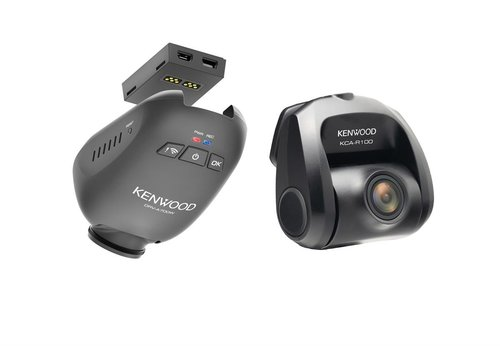 View Larger Image of DRV-A700WDP Wide Quad HD Front Camera w/ 1080P Rear Camera System