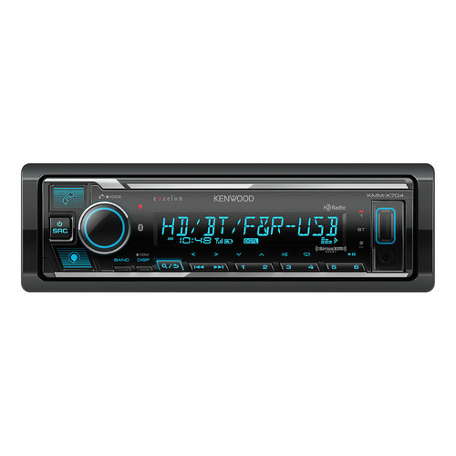 View Larger Image of KMM-X704 Digital Media Receiver w/ Bluetooth