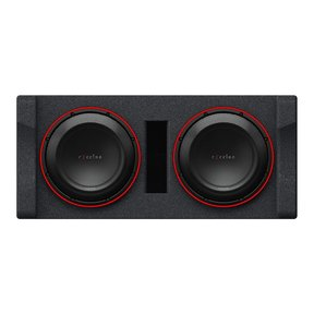 """P-XW1221DHP Dual 12"""" High Performance 2-Ohm Subwoofer Enclosure"""