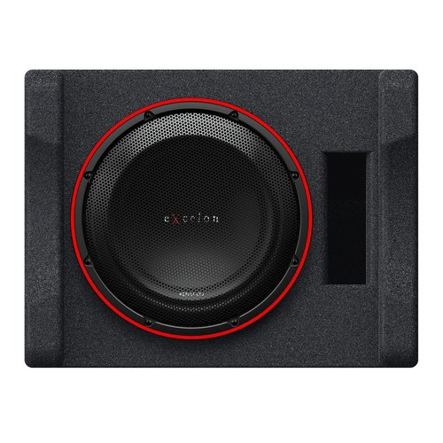 """View Larger Image of P-XW1221SHP 12"""" High Performance 500-Watt 2-Ohm Subwoofer Enclosure"""