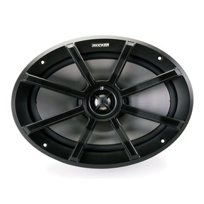 "40PS692 6x9"" 2-Way 2-Ohm Powersports Coaxial Speakers"