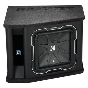 "41VL7122 12"" Q-Class L7 Subwoofer in Ported 2-Ohm Enclosure"
