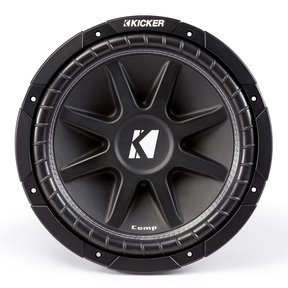 "43C124 Comp 12"" 150-Watt 4-Ohm Subwoofer"
