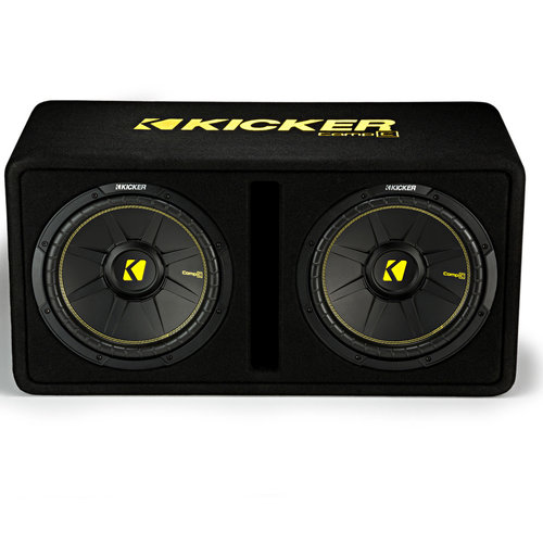 """View Larger Image of 44DCWC122 Dual 12"""" CompC Subwoofer System"""
