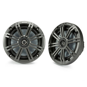 """45KM654 6-1/2"""" 4-Ohm Marine Coaxial Speakers - Pair"""