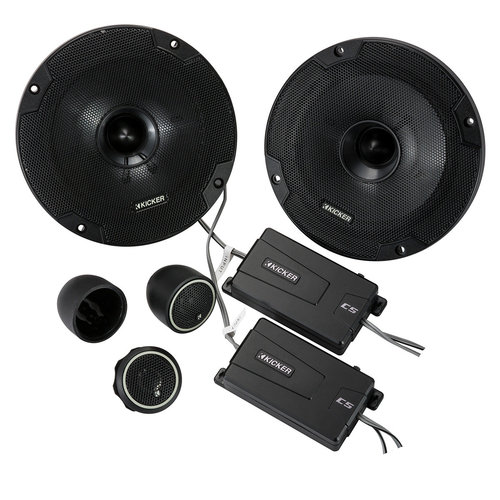 """View Larger Image of 46CSS654 CS-Series 6-1/2"""" 2-Way Component Speakers"""