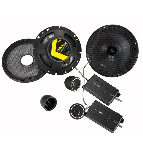 """View Larger Image of 46CSS674 CS-Series 6-3/4"""" 2-Way Component Speakers"""