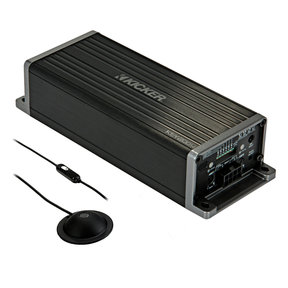47KEY2004 4-Channel Full-Range Compact Amplifier with Start/Stop Capability