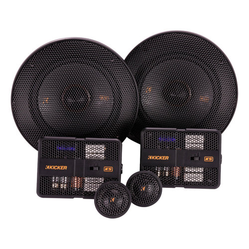 """View Larger Image of 47KSS504 5-1/4"""" KS-Series 2-Way Component Speakers"""