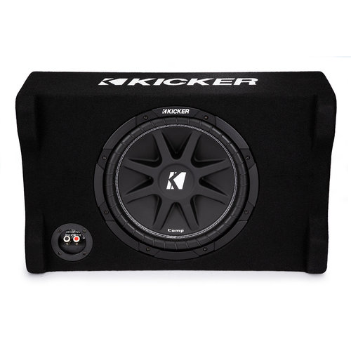 """View Larger Image of 48CDF124 Comp 12"""" Down-Firing Loaded Subwoofer Enclosure"""