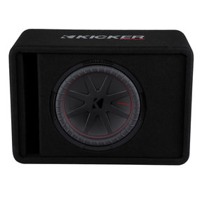"48VCWR122 CompR Single 12"" 2-Ohm Subwoofer Enclosure"