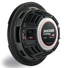 "View Larger Image of 43CWRT102 10"" Shallow-Mount CompRT 400-Watt Dual 2-Ohm Voice Coil Subwoofer"