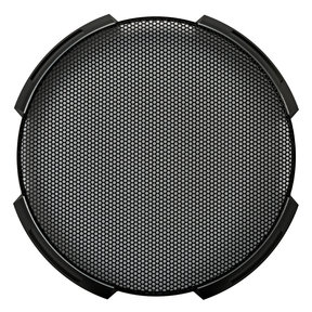"""GCWQ150 CompQ 15"""" Round Steel Mesh Subwoofer Grille (Factory Certified Refurbished)"""