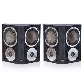 Beacon Surround Speakers - Pair (Black Oak)